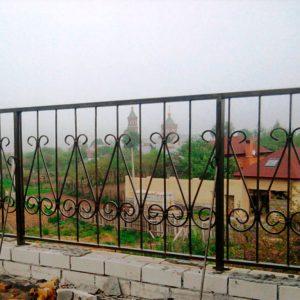 Ограда. 1