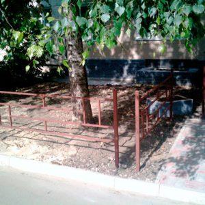Ограда. 3