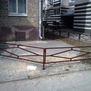 Ограда. 4